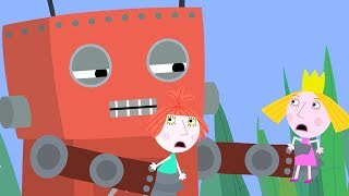 Ben and Holly's Little Kingdom | Ben's Robot | 1Hour | HD Cartoons for Kids thumbnail