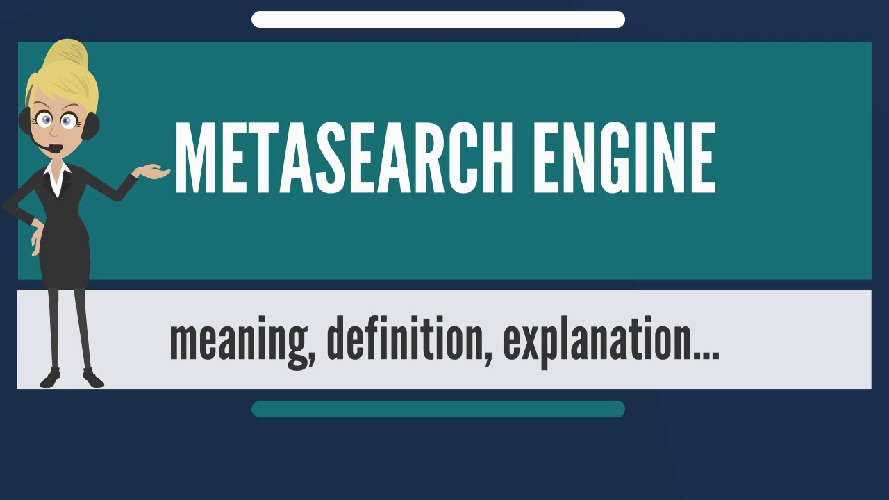 The perfect metasearch engine is yet to come