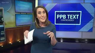 Mayor calls for investigation into PPB texts