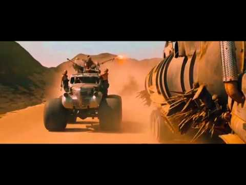 Mad Max Fury Road (Audioslave) Gasoline