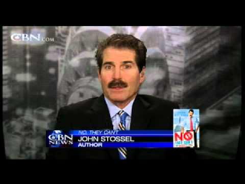 Fox News' John Stossel: 'No, Government Can't' - CBN.com