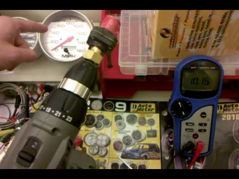 6 Pin Wiring Diagram Gm How To Test A 3 Wire Speed Sensor Youtube