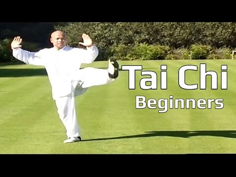 Tai chi chuan for beginners - Taiji Yang Style form Lesson 6