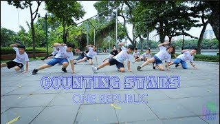 COUNTING STARS  One Republic (Outdoor Dance Video)