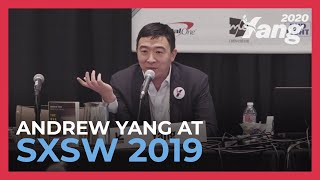 SXSW 2019 (Full Interview)