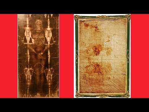 2018 UPDATE! THE SUDARIUM OF OVIEDO & THE SHROUD OF TURIN | STRANGE END TIMES SIGNS
