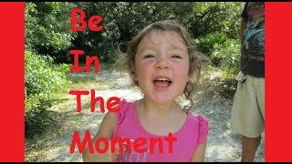 Live In The Moment - Words Of Wisdom - Positive Inspirational Quotes
