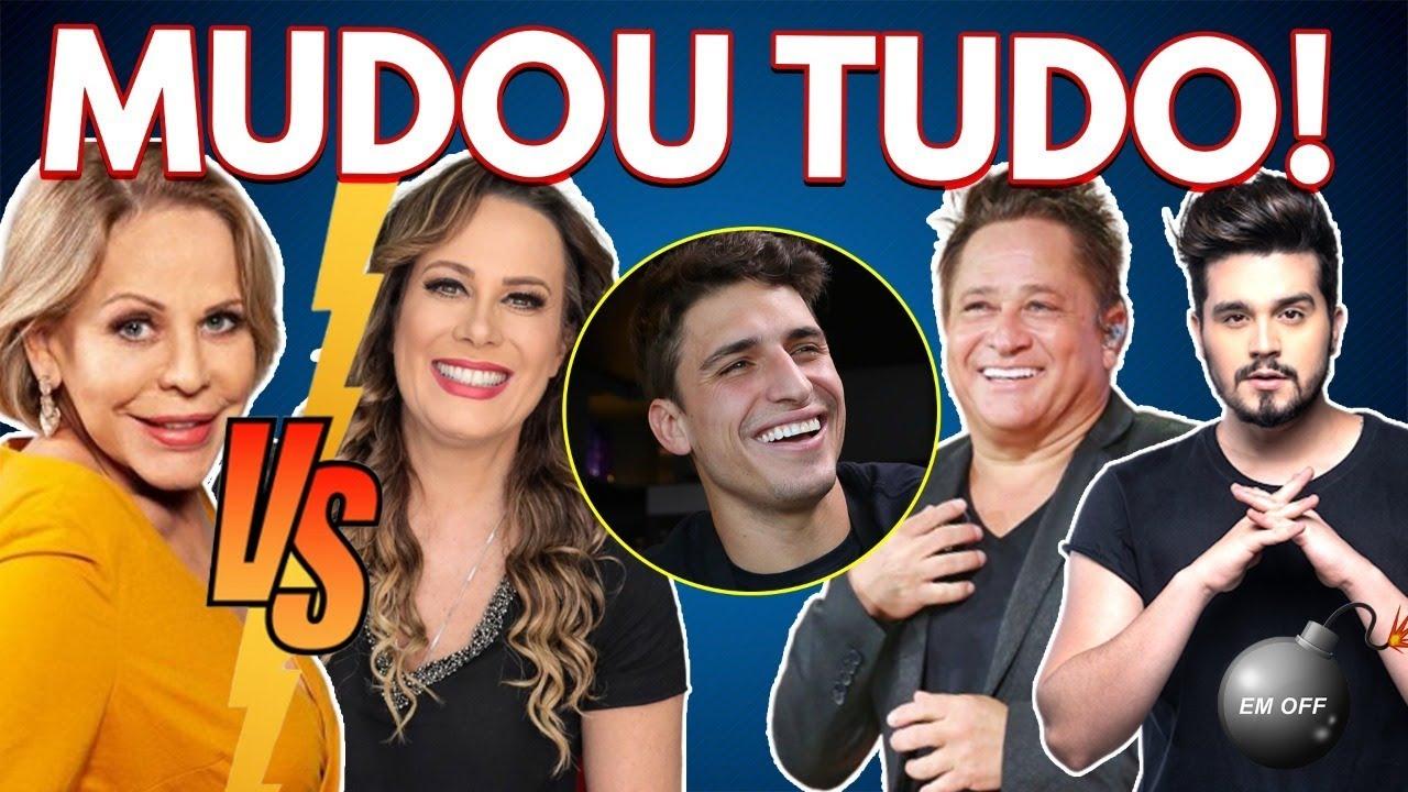 EXCLUSIVO: Apresentadora será demitida, Caso Prior, sogra de Luan Santana e mais! | Em Off