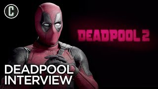 Deadpool on Deadpool 2, Sequel Expectations and Cable's Origin