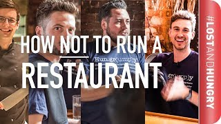 L.A. - How Not To Run A Restaurant #LostandHungry