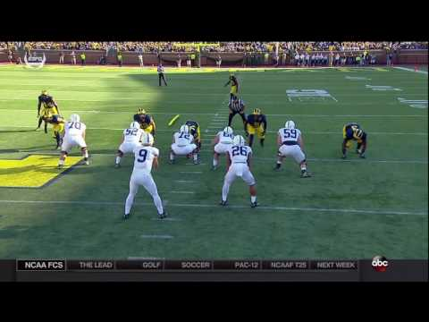 2016 Michigan Football Highlights v Penn State
