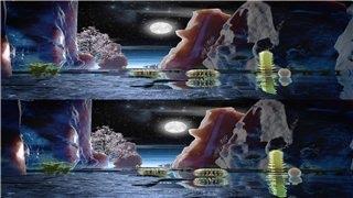 Лунный свет 2 Вселенная света   3D