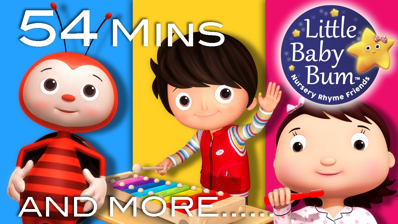Little Baby Nursery Rhymes Collection For Babies Songs Kids You