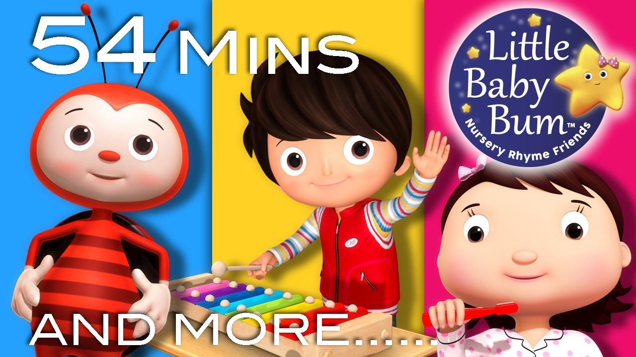Little Baby Bum Nursery Rhymes Collection Nursery