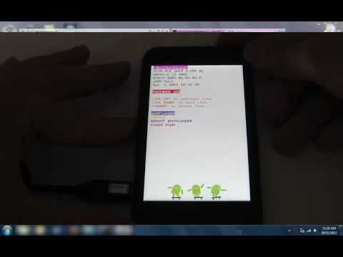 How to S-OFF HTC Incredible S with revolutionary