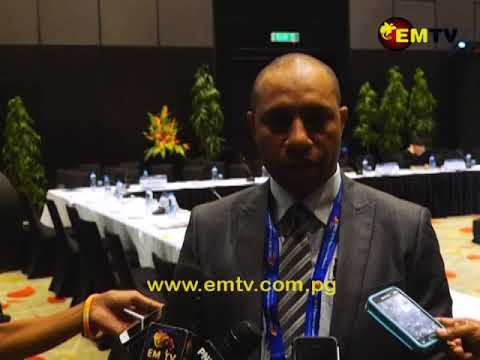 High-level Discussions on Counter Terrorism in Port Moresby