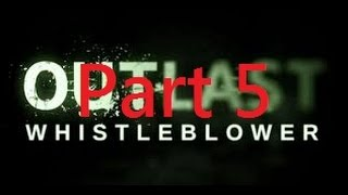 outlast絕命精神病院 告密者whistleblower part 5 end