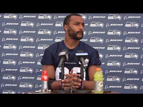Seahawks Doug Baldwin OTAs Press Conference