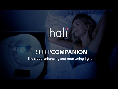 SLEEPCOMPANION - The sleep enhancing and monitoring light - 2014