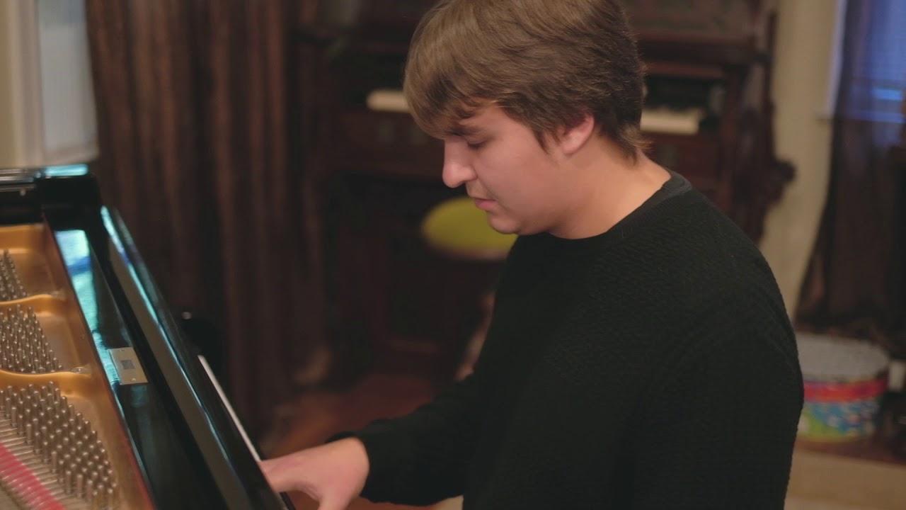 Nick Filomeno   Improve 1 Original Composition Solo Piano