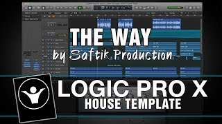 House Logic ProX Template - The Way by Saftik
