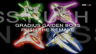 Gradius Collection - Gradius Gaiden Stage 8 Boss Rush Loop 8 Hardest ( The Remake )