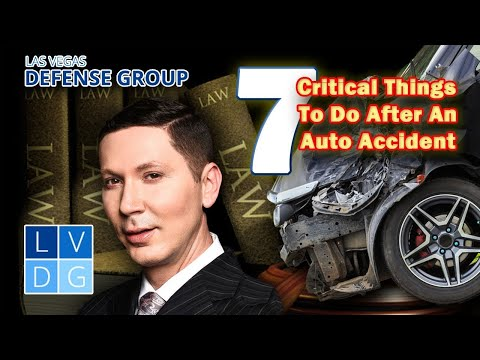 7 CRITICAL things to do right after a car accident