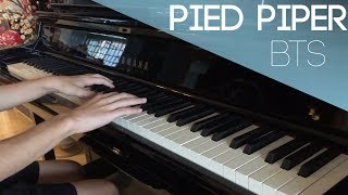 Video BTS - Pied Piper Piano Cover download MP3, 3GP, MP4, WEBM, AVI, FLV Agustus 2018