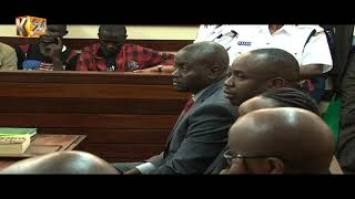 Nyakundi son shooting case: Lawyer fails to appear in court