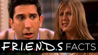 """13 """"Friends"""" Facts You Probably Didn't Know"""