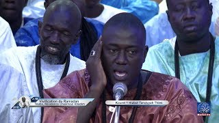 wajahtu  | Kourel 1Hizbut Tarqiyyah Thies | 18e. jour Ramadan 2019 / 1440h