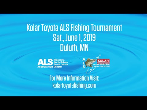 Ray Higgins On Hosting The Kolar Toyota ALS Fishing Tournament