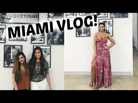 VISITING BOXYCHARM'S OFFICE + MORE!!