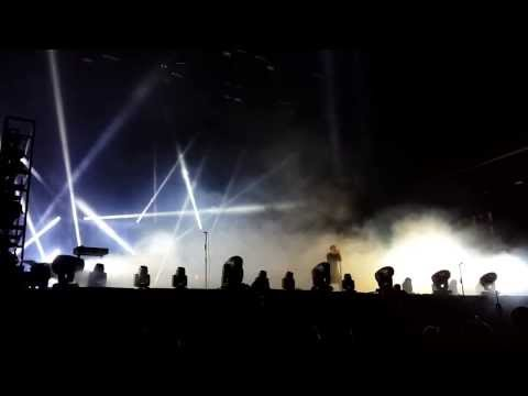 Nine Inch Nails - The Beginning of the End - Live @ READING 2013