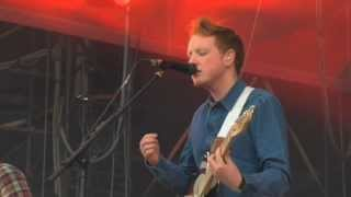 Two Door Cinema Club Live - Undercover Martyn @ Sziget 2012