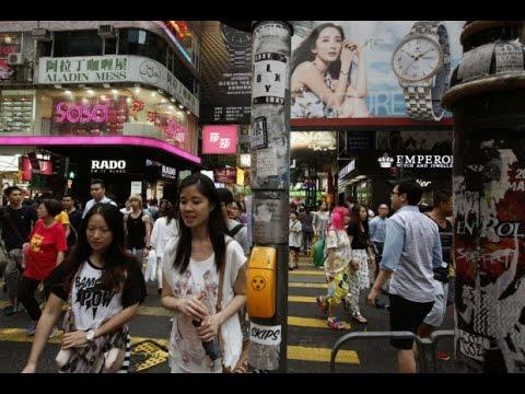 FBNC-Ngành bán lẻ Hồng Kông đã qua thời hoàng kim