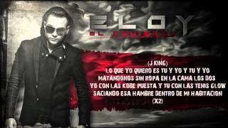 ELOY FT. J-KING Y MAXIMAN, JOWELL, VOLTIO - EN MI HABITACION REMIX (LETRA) (EL COMIENZO)