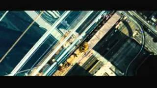 """The Island"" (Michael Bay, 2005) -- The Hover-Bike Chase"