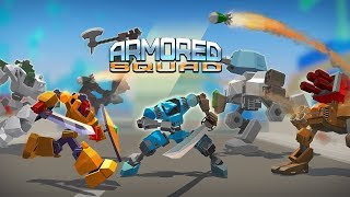 Armored Squad - Official Release Trailer (Android/iOS)