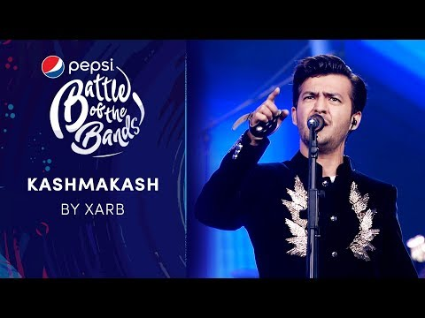 Xarb | Kashmakash | Episode 8 | Pepsi Battle of the Bands | Season 3
