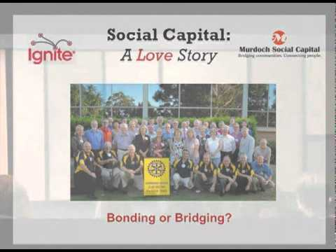 Social Capital: A Love Story