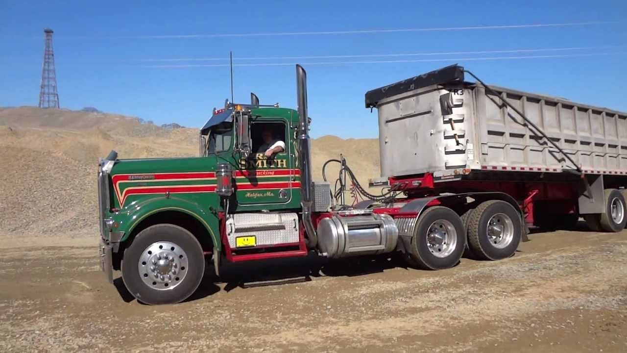 1975 A-Model Kenworth Dump Truck - YouTubeKenworth Dump Trucks