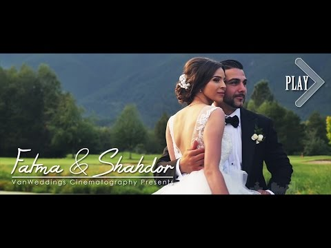 Most Beautiful Persian & Arab Wedding - Fatma & Shahdor, Van