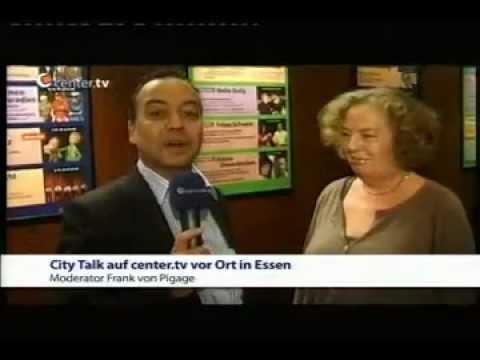 City Talk mit Frank von Pigage - Interview mit Martin Semmelrogge (1/5)