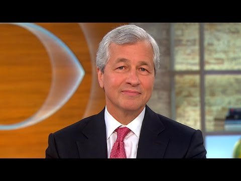 JPMorgan Chase CEO on youth initiative, being a political target