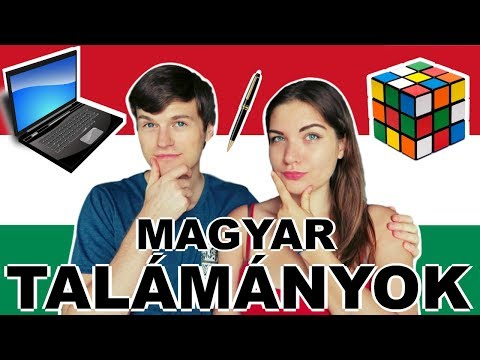 MAGYAR TALÁLMÁNYOK! 🇭🇺 SPEAKING HUNGARIAN PART 18