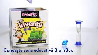 BrainBox Invenții