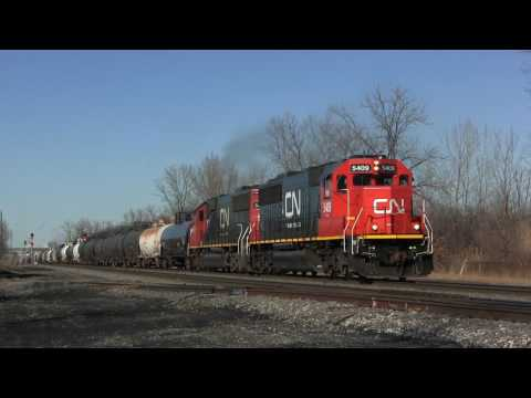 CN action on the EJ&E