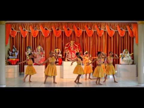 Dansgroep Payal Ki Jhankaar Suriname