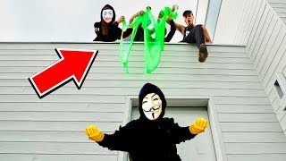 SLIME PRANK PROJECT ZORGO WITH PZ4!!! PAYBACK FOR MESSING WITH CHAD WILD CLAY & VY QWAINT